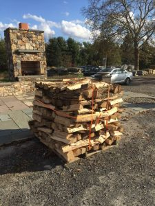 1 half cord Pallets of wood for sale spring city
