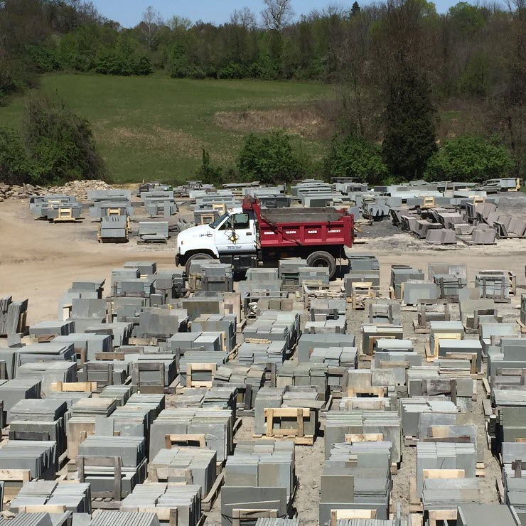 Stony Run Supply Yard Spring City Pa